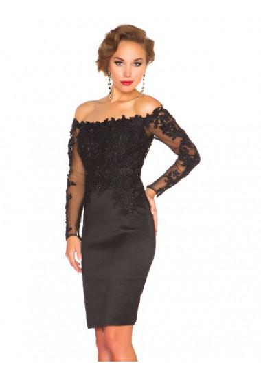 420836a127f Du De Courte Robes Noire Populaires Corps Pres Modèles – Robe OASwHvqp